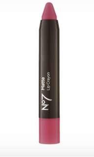 Boots No7 Matte Lip Crayon