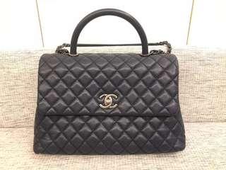 Chanel Coco Handle Flap Bag一囗價