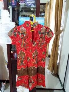Baju batik sz M