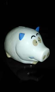 Vintage Ceramic Wild Boar saving bank.