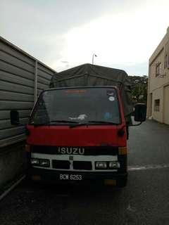 Lorry 1 tonne