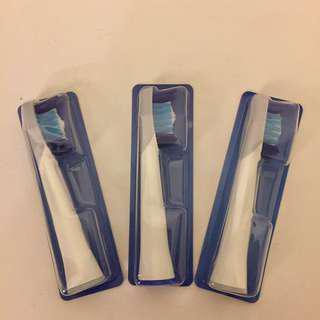 德國百靈歐樂B音波電動牙刷刷頭(3支)SR32-4