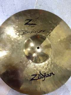 Zildjian 20'' Ride Cymbal with John Tempesta Signature
