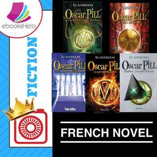 Oscar Pill 1-5 by Eli Anderson