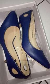 Little Things heels ORI (Navy)