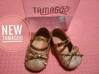 Sepatu gold tamagoo New