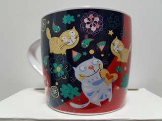 Cat mug. 2018 collection