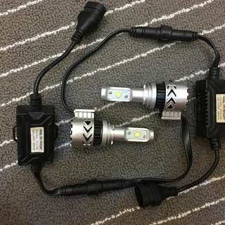 H11 LED Headlight Conversion Kit (CREE XHP50)