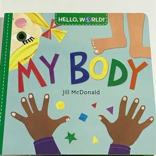 My Body (Hello, World! series)