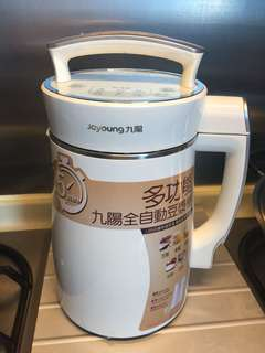 95% new 九陽豆漿機