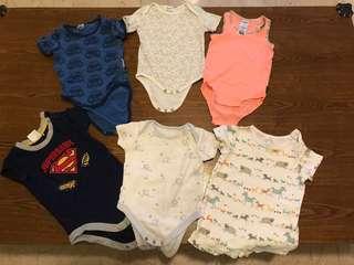 Baby onesies 3-6 months