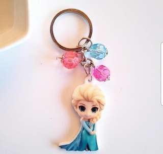 Frozen Keychain