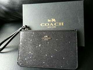 Coach Card Holder 咭套散子包全新有盒