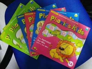幼兒Phonics with CD