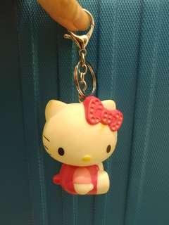 Aksesoris tas Hello Kitty