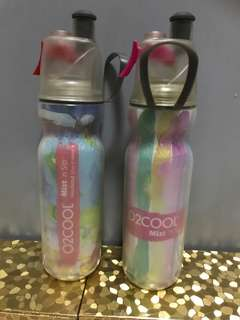 O2COOL water bottle ( mist & sip )