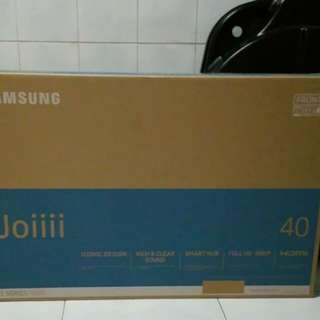 "Samsung 40"" LED TV Carton Box"