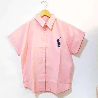 Polo short shirt