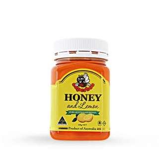 Superbee 蜂蜜加檸檬 Honey & Lemon 500g