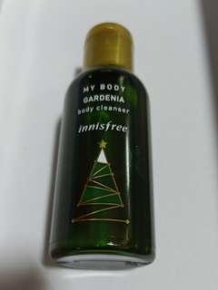 Innisfree My Gardenia Body Cleanser - Travel kit 60ml