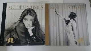 IU modern times album (special Edition)