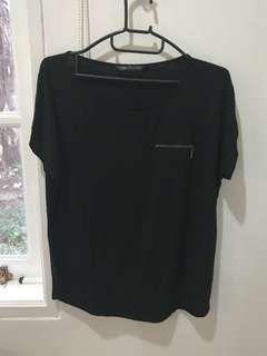 Basic O-neck T-shirt