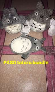 Preloved japan korea and chins stuffed toys