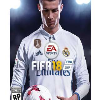FIFA Soccer 18 Offline with DVD (PC)