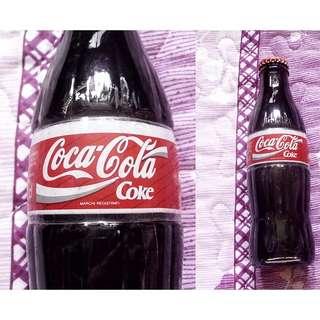 95年歐洲200mL可口可樂玻璃吉樽一枝