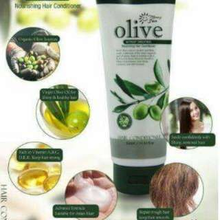 Olive Nutrient Smoothing Nourishing Hair Conditioner 350ML