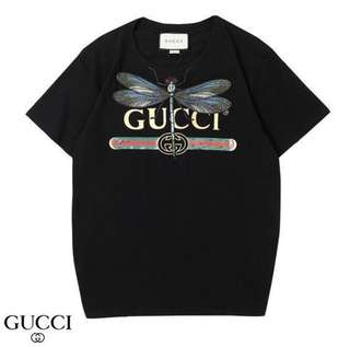 Gucci Dragonfly Embroidery