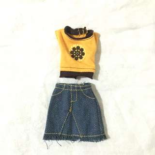 Doll Clothes Set