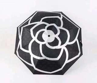 Chanel 山茶花雨傘☔️禮盒套裝
