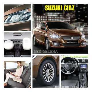 Suzuki CIAZ 8K Low Down Payment Promo.. Celerio, Alto, Swift, Ertiga, Apv, Vitara, Jimny