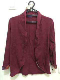 Maroon Outer+inner