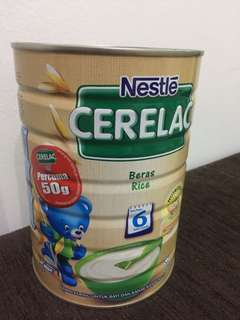 Nestle Cerelac Rice free 500g