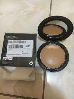 ORI MAKE OVER Perfect Cover Creamy Foundation 03 Oxford Brown