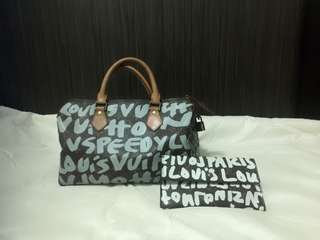 High quality lv speedy 30 with wallet😍