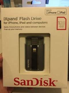 Sandisk iXpand 128gb