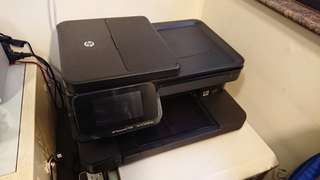 HP Photosmart 7520 printer and Ink catridges