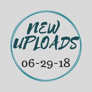 NEW UPLOADS