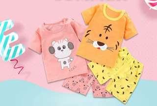 Baby T-shirt & Shorts