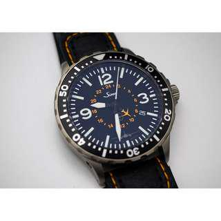 Ltd Edt Sinn Lufthansa 857 UTC TESTAF-Certified