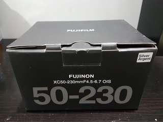 lensa Fujifilm XC 50-230mm