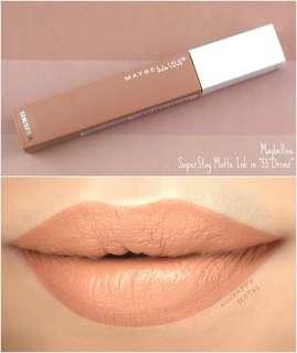 Maybelline Superstay Matte Liquid Lipstick