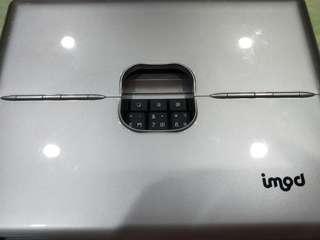 🚚 手機鍵盤 也可當手機架,追劇好幫手