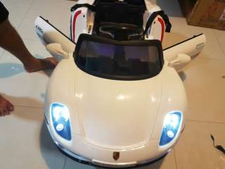 Slightly Used Electric toy car