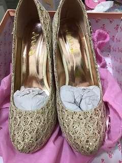 🚚 Ann's高根鞋