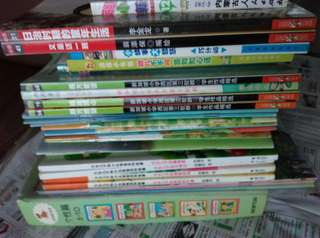 Bundle Sale of Chinese Books Age 3-10