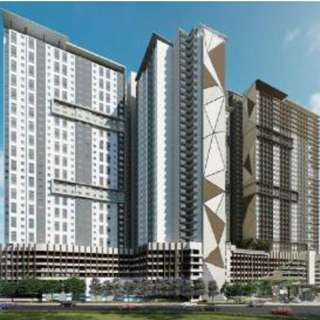 0% downpayment Bukit Jalil 200 meter to LRT station ! Rm 400psf !